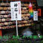 子宝神社 野宮神社(京都)
