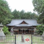 子宝神社 美和神社(山梨県)